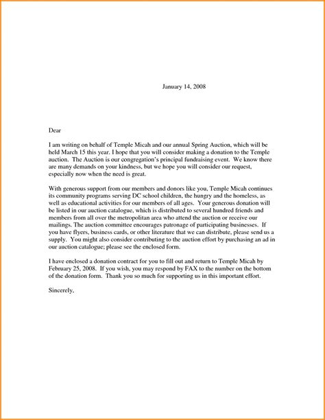 nonprofit cover letter sle asking for donations the nonprofit 100 images donation