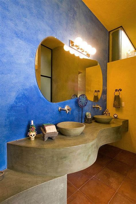 blue yellow bathroom blue and yellow bathrooms to create a timeless color scheme