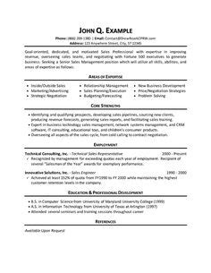 ba resume sles templates for sales manager resumes sales management