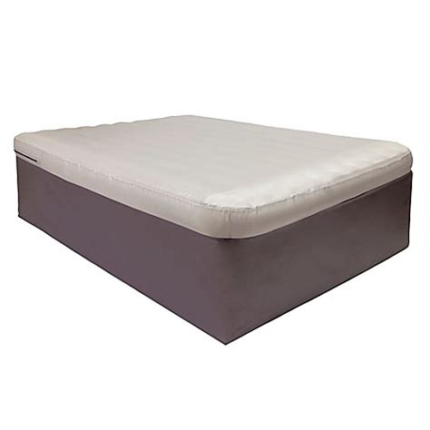 foldable air mattress with frame bed bath beyond