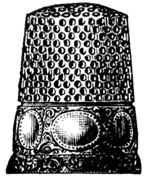 Thimble Clipart