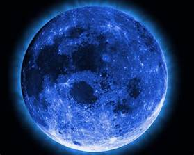 moon color once in a blue moon phenomenon has nothing to do with