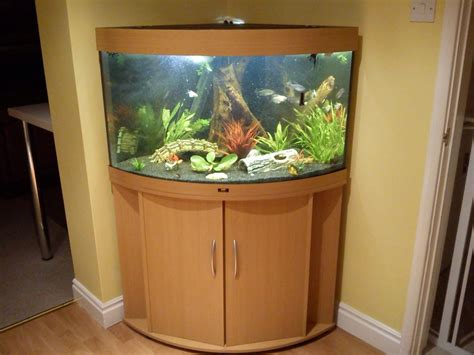 aquarium design yorkshire juwel trigon corner fish tank 180l leeds west yorkshire