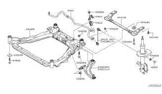 Nissan Parts 54400 Jm000 Genuine Nissan 54400jm000 Member Compl