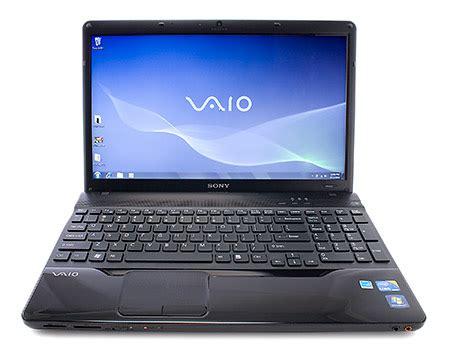 sony vaio vpceb1lfx/bi notebookcheck.net external reviews
