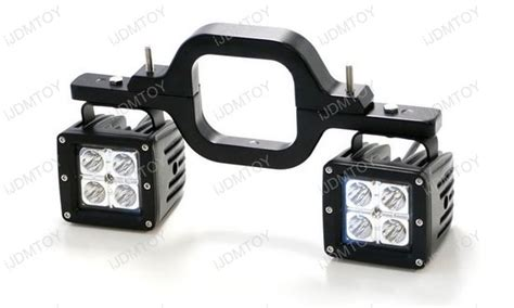 boat trailer lights won t work tow hitch mount 40w high power cree led pod backup reverse