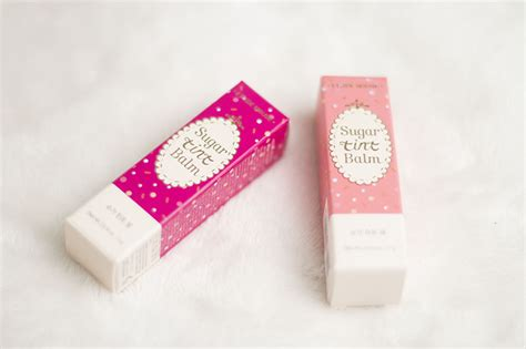 Harga Etude House Sugar Tint Balm review sugar tint balm etude house oh my stellar