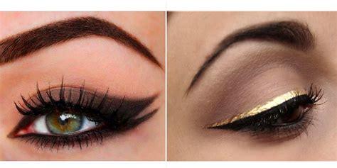 Eyeliner Make Up doppio eyeliner la nuova tendenza make up per gli occhi