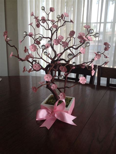 cherry blossom table decorations 50 best images about cherry blossom baby shower ideas on