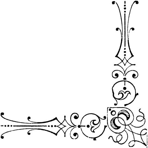 Red And Brown Wedding Decorations Free Free Corner Borders Download Free Clip Art Free