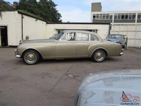 1963 rolls royce silver cloud iii flying spur
