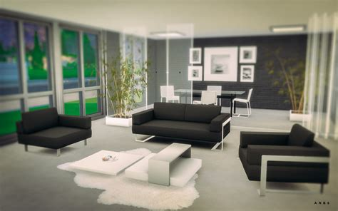 Sims 3 Room by Toronto Living Room Objects 4000 Followers Gift Anbs