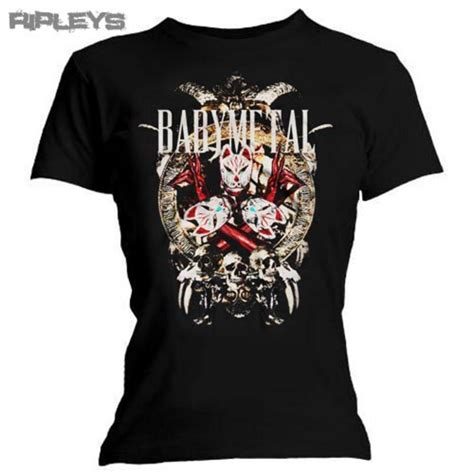 Sweater Hoodie Baby Metal Babymetal Ym01 1 official t shirt babymetal japanese metal fox masks