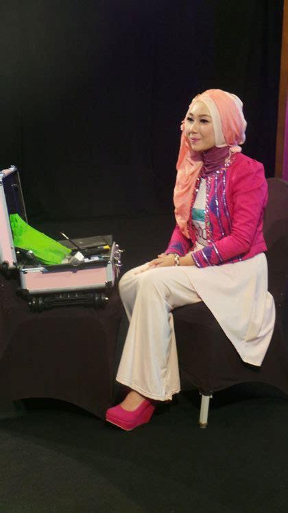 tutorial hijab barbie bel peserta sunsilk hijab hunt ini unjuk bakat tutorial make