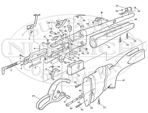 savage model 110 parts diagram savage model 110 parts pictures to pin on