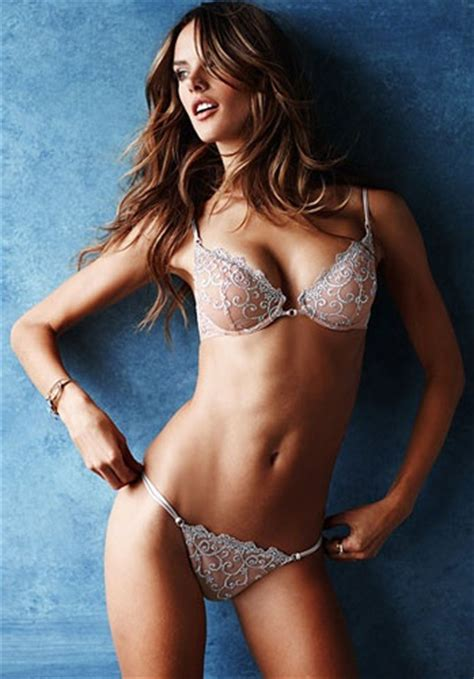 The Victorias Secret Landed by Alessandra Ambrosio The S Landed