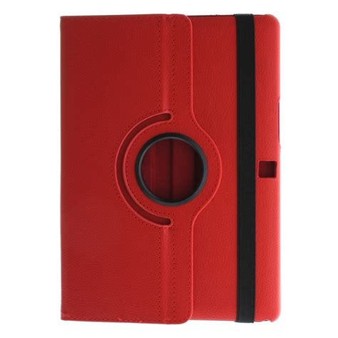 fundas para tablets bq funda giratoria 360 186 roja bq aquaris m10 funda de tablet