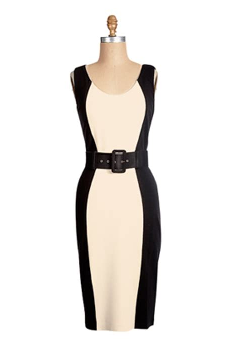 slimming colors color block dress picture collection dressed up