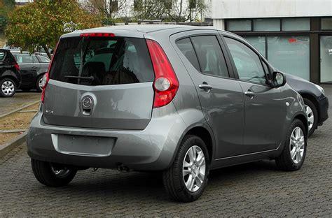 Opel Agila by File Opel Agila 1 2 Ecoflex Edition B Heckansicht 7