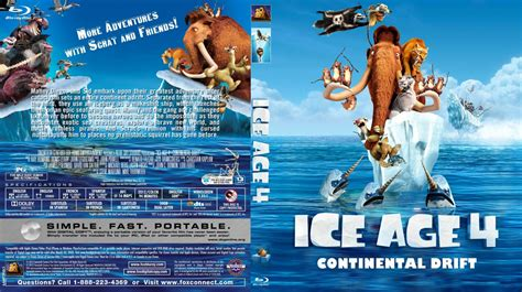 ice age 4 continental drift dvd ice age 4 dvd cover www imgkid com the image kid has it