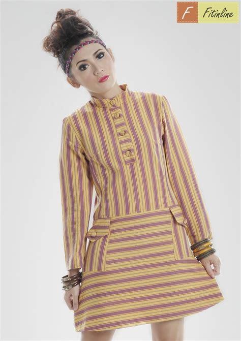 Baju Dress On787635 Line Dress fitinline cara mudah membuat pola low waist line