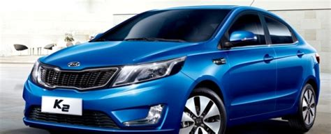 Kia Japan Japanese Automakers Trouble Lift Kia K2 Sales In China