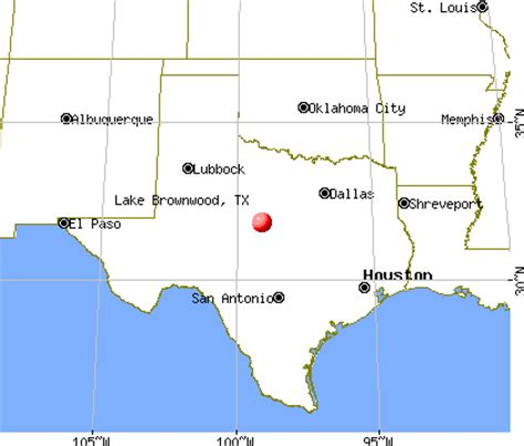 where is brownwood texas on the map lake brownwood texas tx 76801 profile population maps real estate averages homes