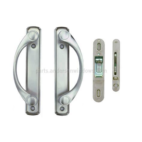 Andersen Patio Door Hardware Andersen 174 Gliding Patio Door Hardware Exterior Trim Set 2562047 Andersen Windows And Doors