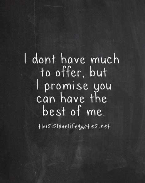 best for me the best of me quotes quotesgram
