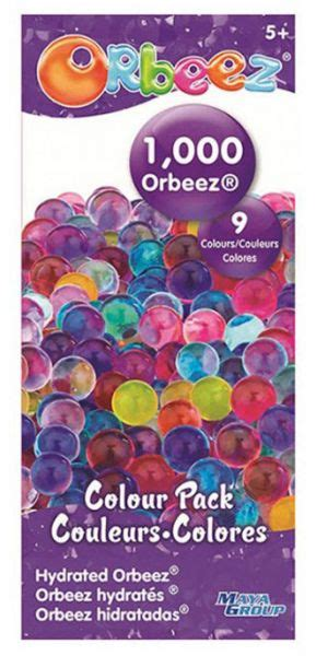 orbeez color pack orbeez hydrated orbeez colour pack souq uae