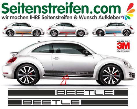 Porsche Aufkleber Seitlich by Vw Beetle Classic Racing Seitenstreifen Auto Aufkleber