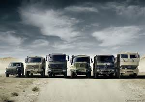 Mercedes Road Truck Mercedes Armoured Vehicles Road Test