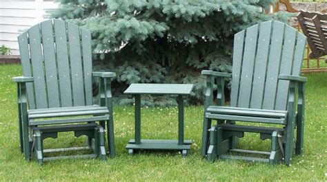 patio furniture and outdoor structures three sisters