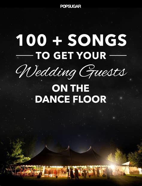 Best Dance Songs For a Wedding   POPSUGAR Celebrity UK
