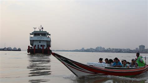 boat party ends with dockworker lost in yangon river - Boat Party Yangon