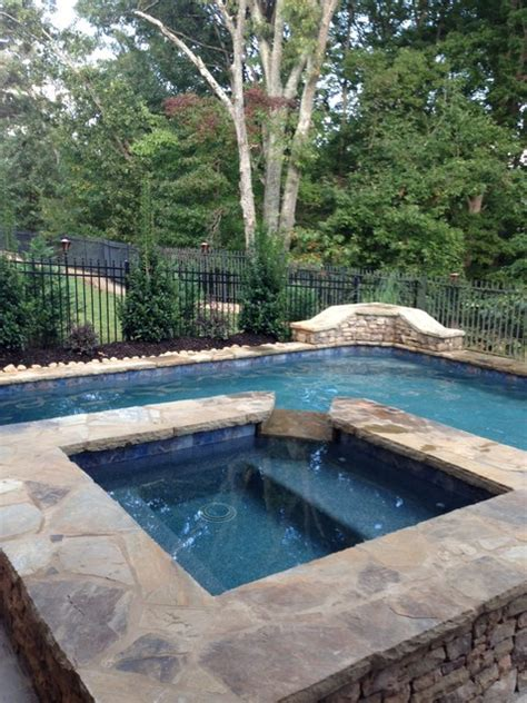 georgia backyard buford buford georgia swimming pool craftsman pool atlanta