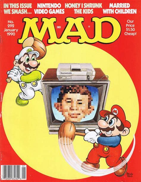 mad magazine the 30 nerdiest mad magazine covers the robot s voice