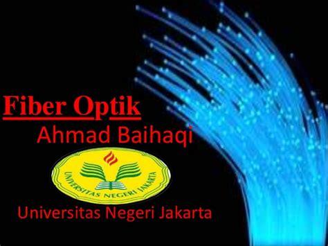 Kabel Fiber Optik fiber optik