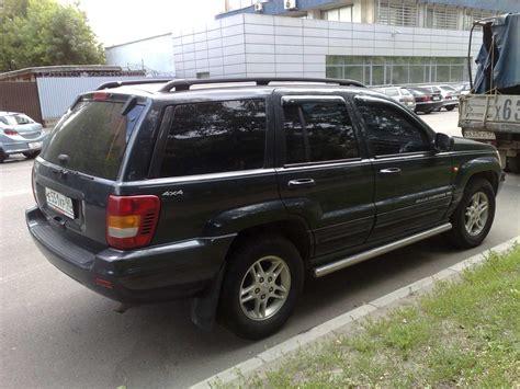 1999 Jeep Grand Tire Size 1999 Jeep Grand Photos 4 0 Gasoline Automatic