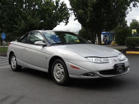 2001 saturn sc2 tire size 2001 saturn sc2 coupe 2 door leather sun roof only 100k