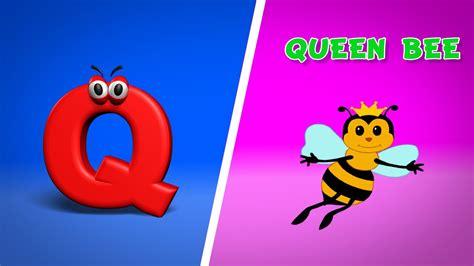 Q Q M051j003y phonics letter q song