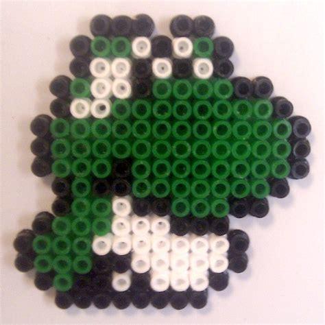 EcoCreo: Super Mario Yoshi   Boo (Ghost)   Star Hama Beads (Pyssla)
