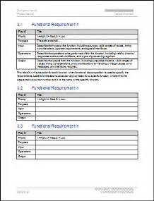 non functional requirements template xls functional requirements excel spreadsheets flickr