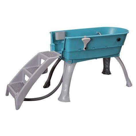 Baignoire Portable by Baignoire Portable Booster Bath Pour Chat Chadog Auberdog