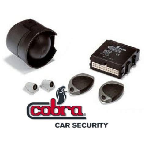 Alarm Mobil Cobra cobra g198 thatcham cat 2 1 modular car alarm