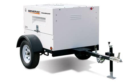 generac mobile diesel generator mlg20if4 19 20 kw