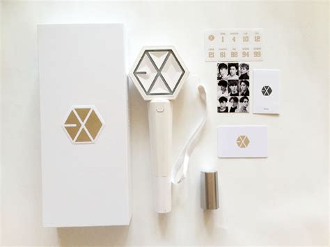 exo official lightstick new sm town 2016 exo planet 3 official new light stick
