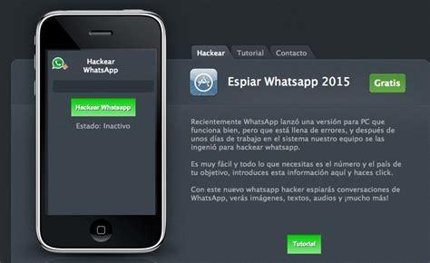 tutorial espiar whatsapp tecnoxplora programas para espiar conversaciones de