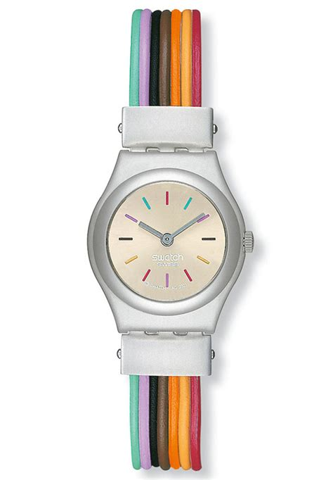 Swatch 2000 Porte Jartelles Gk316 swatch irony quot filamento multicolore quot yss1006 neuf tr 232 s ebay