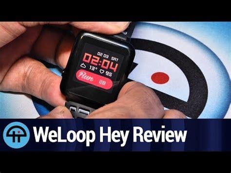 Smartwatch Hey 3s weloop hey 3s pebble like color always on screen sm doovi